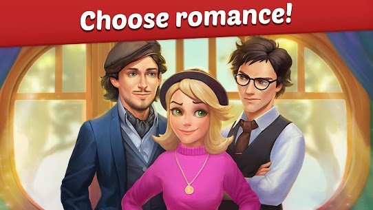 Family Hotel: Renovation & love storymatch-3 game Apk Download For Android 5