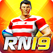 Rugby Nations 19 - スポーツゲームアプリ