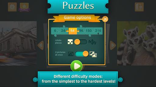 Landscape Jigsaw Puzzles Free apklade screenshots 2