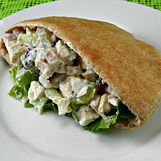 Clean Eating Chicken Salad Recipe