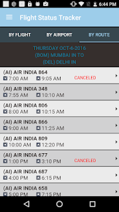 Flight Status Tracker- screenshot thumbnail