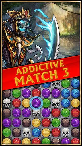 Gems of War - Match 3 RPG 3.3.008 screenshots 1