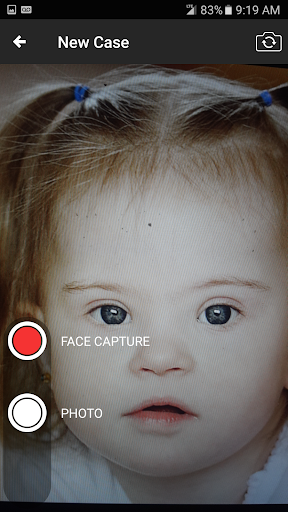 Face2Gene screenshot for Android