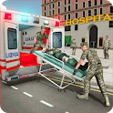Army Ambulance Driving Rescue Operation icon