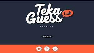 Teka Lah Guess Lah 1.0   app screenshot