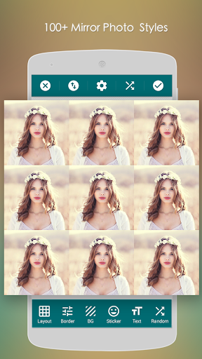 Mirror Photo:Editor&Collage (HD) screenshot 16