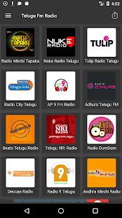 Telugu Fm Radio - náhled