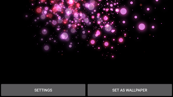 Abstract Nature Live Wallpaper- screenshot thumbnail