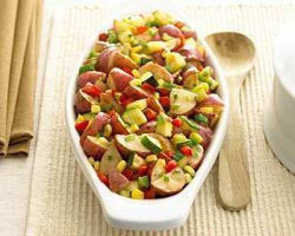 Summer Vegetable & Potato Medley
