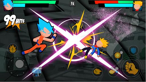 Super Dragon Stickman Battle - Warriors Fight 0.5.2 screenshots 5