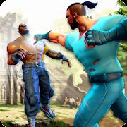Street Gangster vs City Hero Fighter
