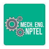 NPTEL : MECHANICAL LECTURES
