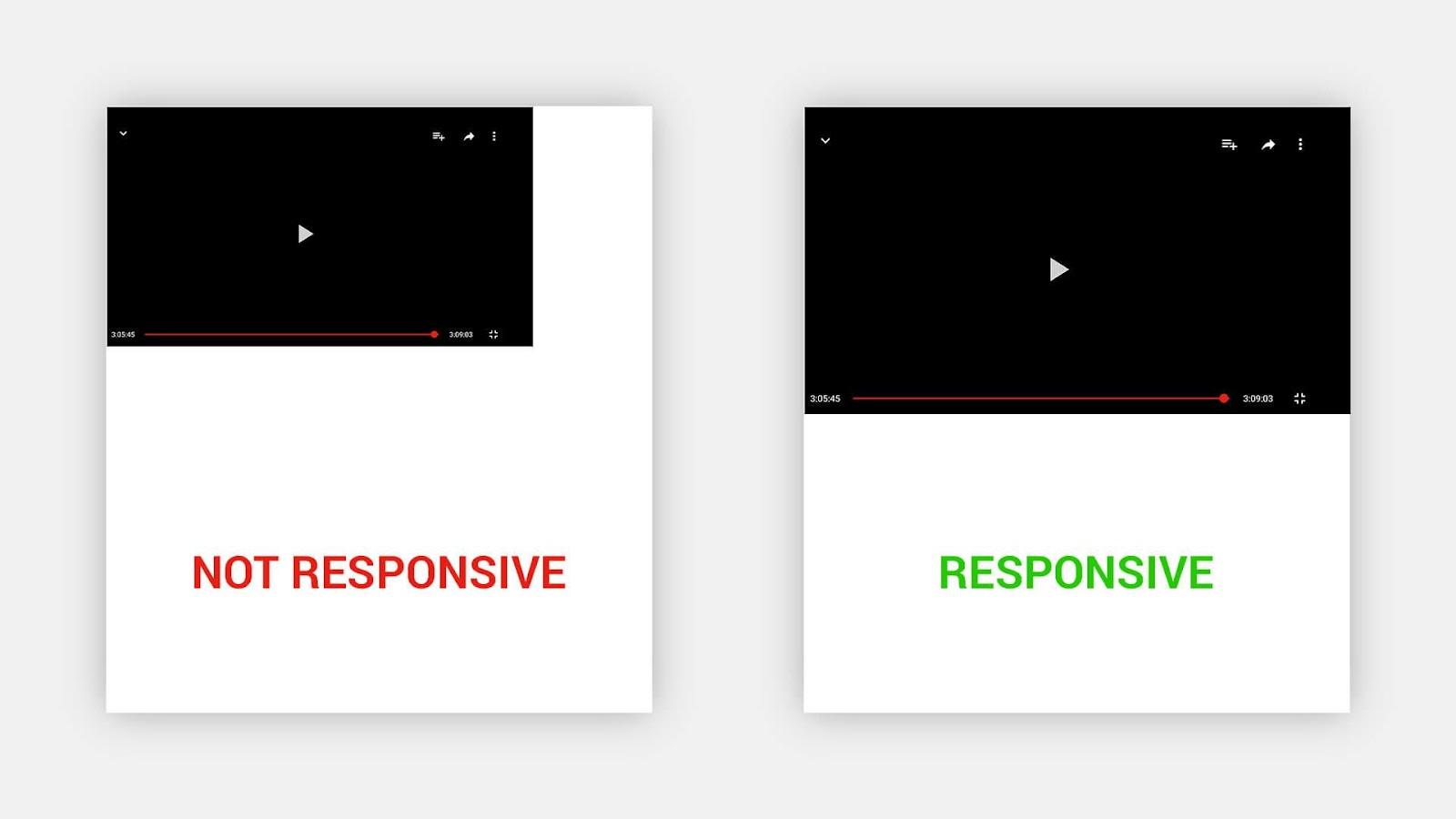 Hasil gambar untuk responsive video