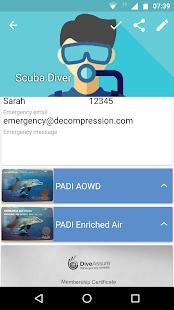 DiveMate (Scuba Dive Log)