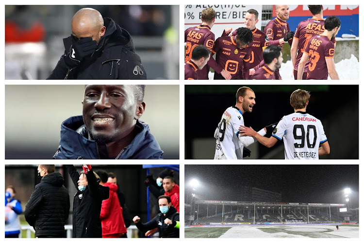 Let it snow(?): hoe de Pro League in eigen voet schoot, maar ook lof voor Mechelen, STVV, Essevee, Club Brugge, Vercauteren en Leye