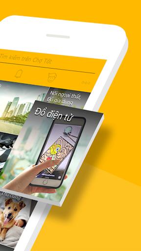 Cho Tot - Chuyên mua bán online screenshot