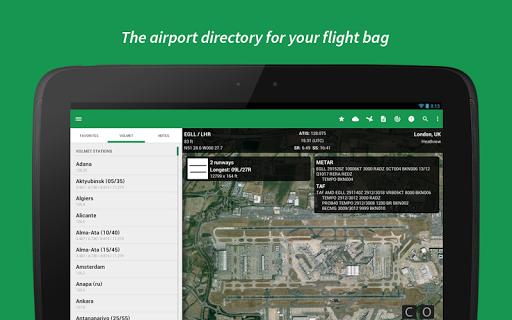 Screenshot for Airports in Hong Kong Play Store