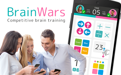 Brain Wars screenshot 1