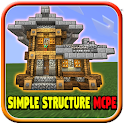 More Simple Structure for Minecraft PE icon