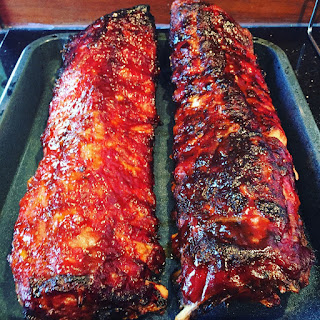 His & Her BBQ Ribs