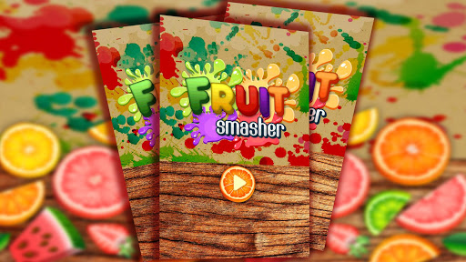 Fruit Smasher-Balloon Game
