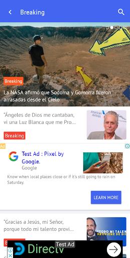 Noticias Cristianas - Cristianos Hoy Actualidad screenshot 7