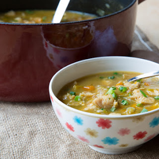 White Chicken Chili Without Beans Recipes