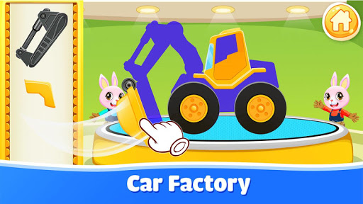 Cars for kids - Car sounds - Car builder & factory 1.3.4 screenshots 3