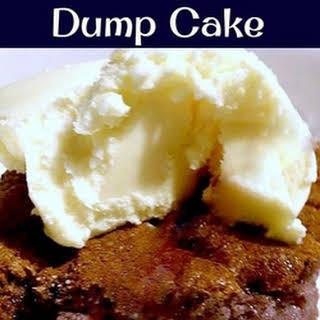 Blueberry Angel Dump Cake.