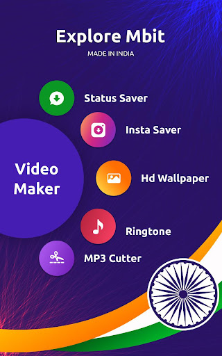 MBit Music Particle.ly Video Status Maker & Editor Apk 2