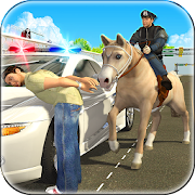 Police Horse Chase -Crime Town 1.7