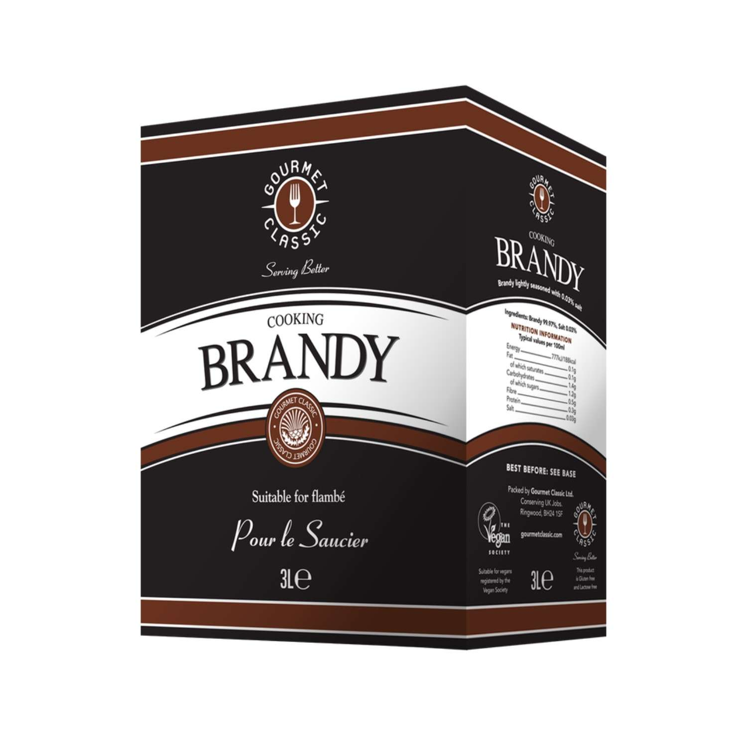 Cooking Brandy