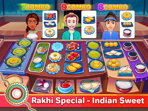 Indian Cooking Madness - Restaurant Cooking Games 1.3.0 screenshots 12