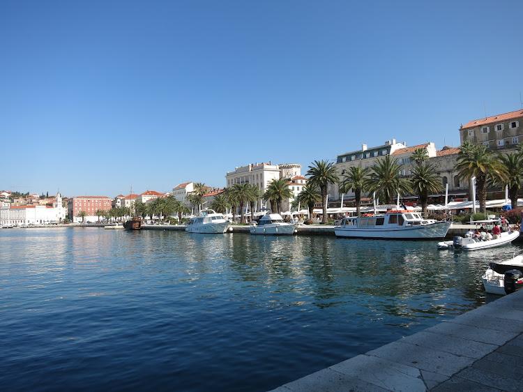 One of the cruise stops Split, Croatia