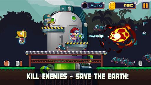 Metal Shooter: Run and Gun screenshot 4