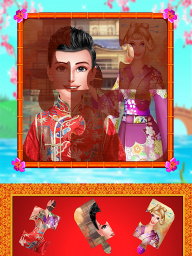Chinese Doll Makeup - Fashion Doll Makeover Salon android2mod screenshots 18