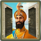 Guru Gobind Door Lock Screen