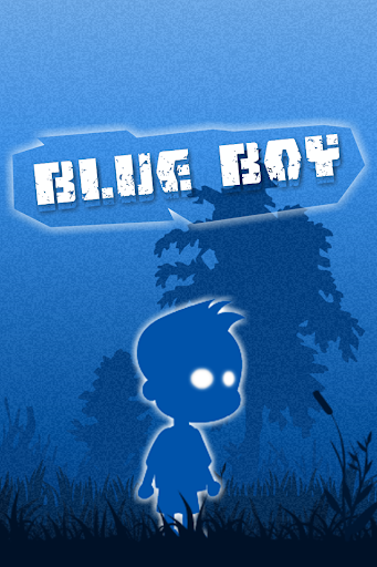 Blue Boy - Spooky Night