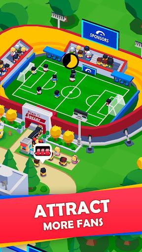Idle Sports City Tycoon - Create a Sports Empire 0.8.2 screenshots 3