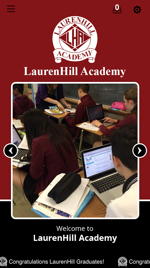 LaurenHill Academy EMSB- screenshot