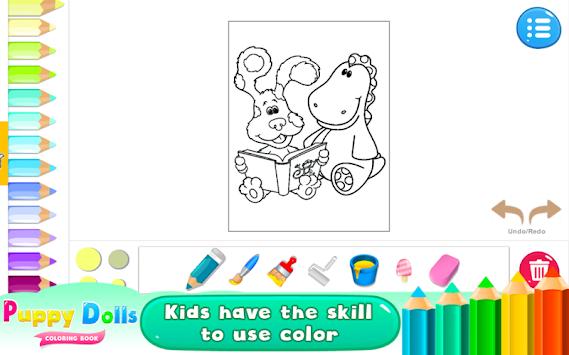 Download Boneka Anak Anjing Mewarnai Buku Apk Latest Version Game