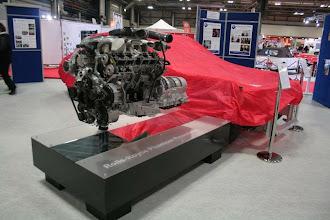 Photo: A Phantom V12 Engine and Gearbox