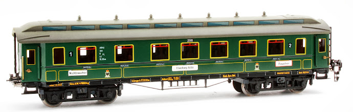 Photo: KPEV 1st - 2nd Passenger Coach no. 2511