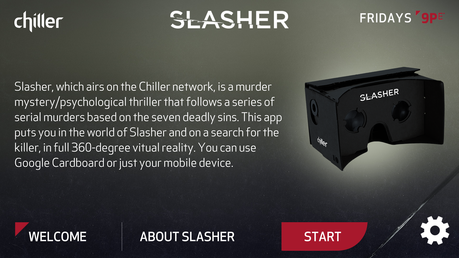 SlasherVR presented by Chiller- screenshot