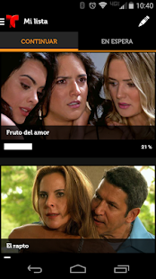 Telemundo Now- screenshot thumbnail