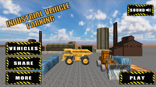 Industrial Vehicle Parking