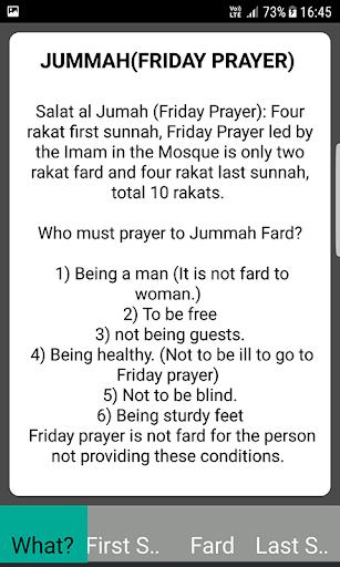 Salah Guides With Pictures All Salahs Prayer screenshot 21
