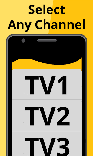 Live TV Channel 1.0 screenshots 1