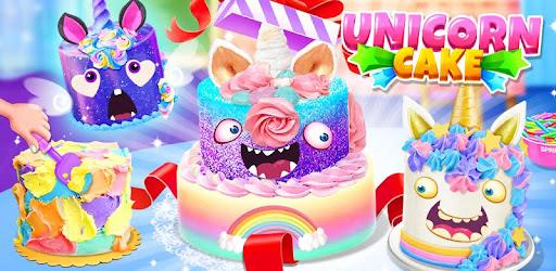 Приложения в Google Play – Unicorn Food - Cake Bakery