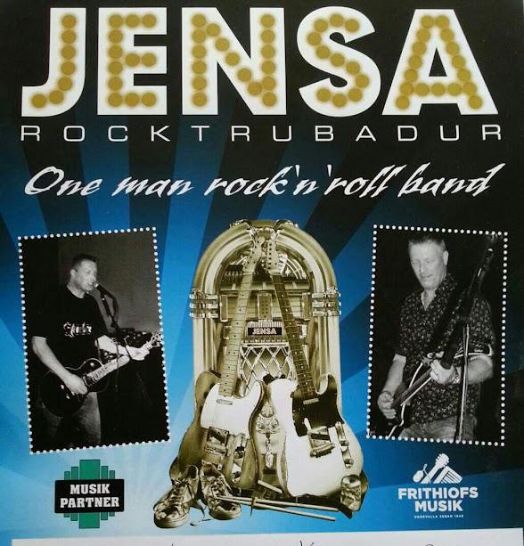 JENSA   Rocktrubadur